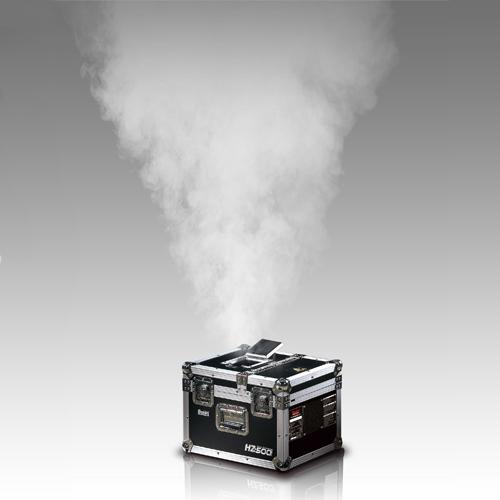 SMOKE MACHINES & FLUIDS