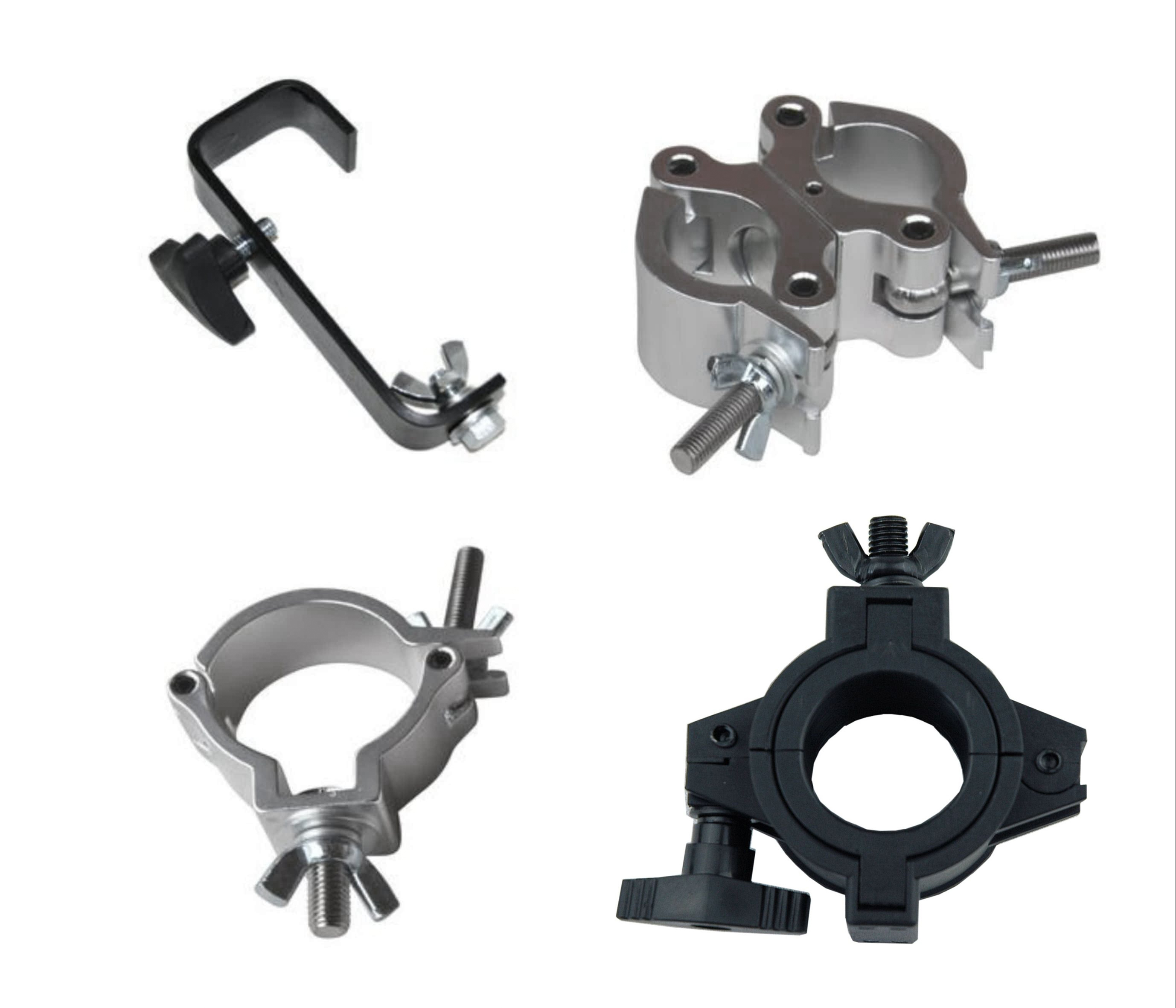 CLAMPS & HARDWARE