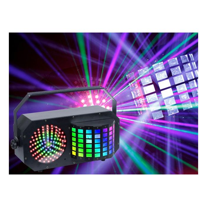 DJ LIGHTING, EFFECTS & LASERS