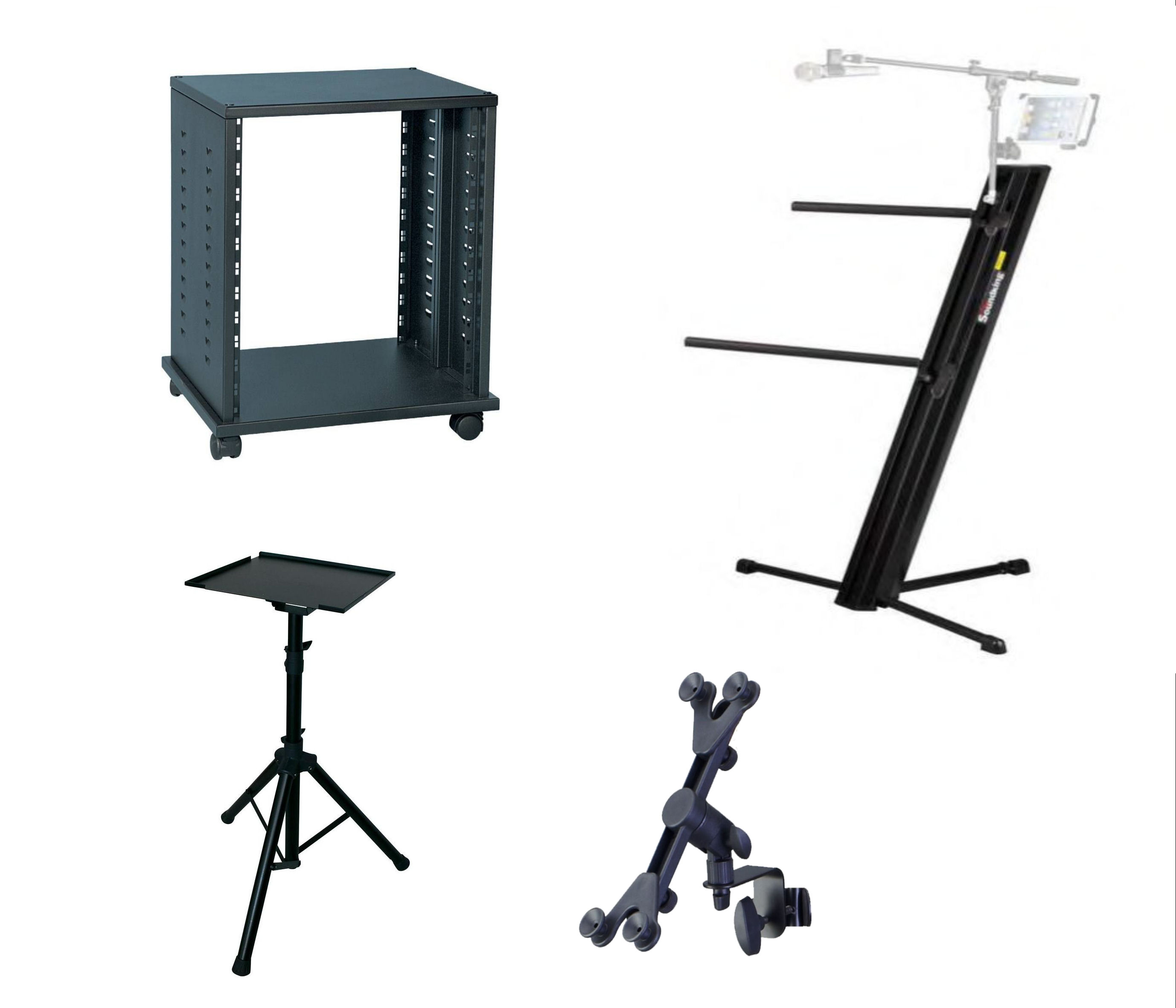 RACKS & MUSIC STANDS