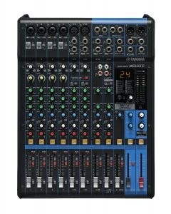 YAMAHA MG12XU D-PRE MIXER WITH EFFECTS AND USB