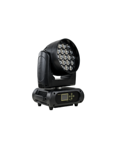 EVENT LIGHTING 19X15W LED WASH MOVING HEAD - M19W15RGBW