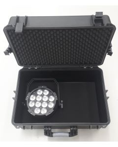 Large Utility ABS cable packer lighting protective storage hard case 55x35x29cm