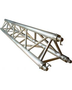Truss stand -  5m high x 9m wide Heavy duty winch up lighting tri truss