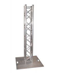 Box Truss uprght stand - box truss stand package, 600mm base plate