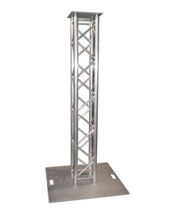Box Truss stand - box truss Moving head stand package, 600mm base plate