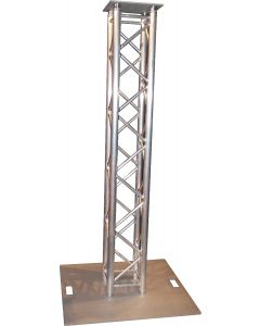 ACE Box truss moving head Stand package 1m, with 350mm top plate & 600mm base plate