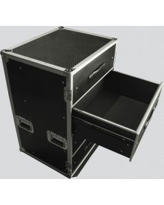 CaseToGo 4 draw Utility Road case