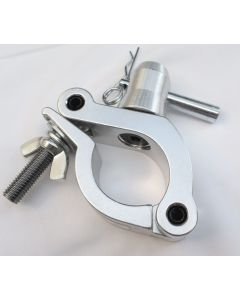 Clamp - KSIDEENTRY clamp with half conical coupler 300kg