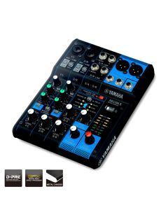 YAMAHA MG06X D-PRE MIXER WITH EFFECTS