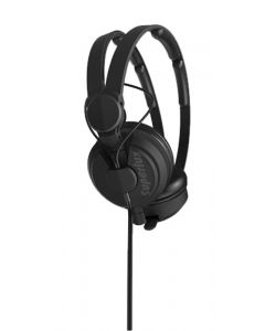 SUPERLUX HD-562BK CLOSED BACK ALL PURPOSE PRO HEADPHONES