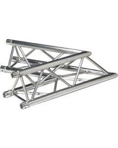 Alutruss ALU32210B aluminium 1.0m 2 way 60 degree corner Apex Up or Down / 290MM