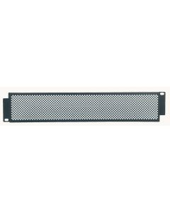 "Proel RK2MG 2RU 19"" protection / safety rack panel with anti intrusion metallic grid Anti - Tamper"