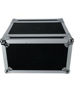 "Case To Go 6RU Spaces 19"" rack mount amplifier case"