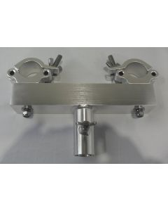 T-adapt Lighting stand truss adaptor with 50mm couplers