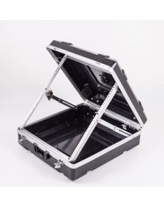 "ABS 19"" mixer case with 12RU with tilting frame ABS12MIX"