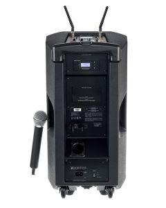 dB Technologies B-Hype Mobile HT Portable Battery Operated PA System with Wireless microphone