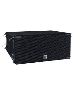 "BOB AUDIO AS310 LINE ARRAY 3-WAY SPEAKER DUAL 10"" 680W RMS"
