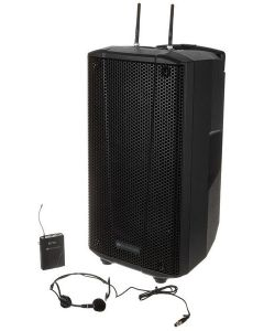 dB Technologies B-Hype Mobile HT Portable Battery Operated PA System with Bodypack Transmitter