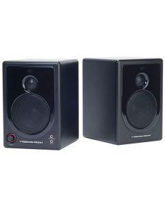 Cerwin vega XD3 2-way active studio desktop speaker monitors (PAIR)