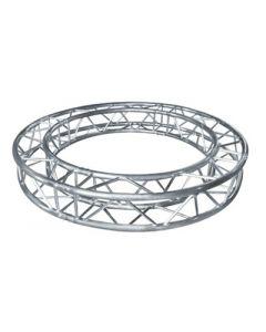 Circular truss - 2m in diameter 290mm aluminium BOX-truss