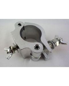 Clamp - SET OF 5 Aluminium lighting clamps couplers suit 50mm truss pipe