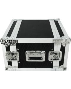 "CaseToGo 19"" 6RU effects flight case"