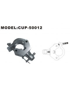 AluTruss CUP50012 with half conical coupler
