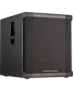 "CVE-18S 18"" 1000 WATT POWERED SUBWOOFER + BONUS BAG"