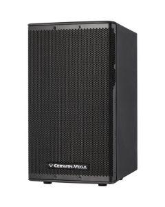 """CVX-10 10"""" 1500 WATT POWERED LOUD SPEAKER"""