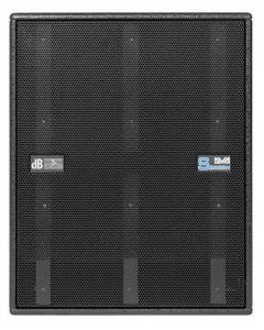 "dB Technologies DVA S1521N Powered 21"" subwoofer"