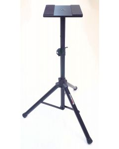 Soundking DB101 compact tripod speaker stand 35mm diameter with M8 bolt and top tray