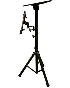 Soundking DF136 tripod laptop stand, projector stand with iPad holder