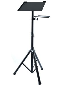 SOUNDKING DF136 TRIPOD LAPTOP STAND, PROJECTOR STAND WITH EXTRA TRAY