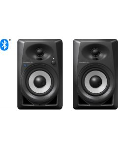 "Pioneer DM-40BT 4"" desktop monitor system with Bluetooth® (PAIR)"