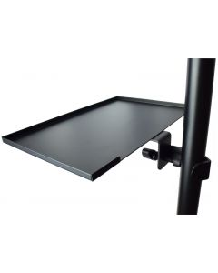 STEEL TRAY FOR SPEAKER OR PROJECTOR STAND / MOUSE TRAY/DRINK TRAY