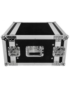 "CaseToGo 19"" 4RU SHOCK PROOF flight case"