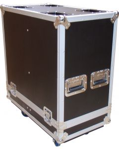 """CaseToGo 12"""" / 15"""" dual speaker case"""