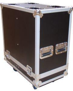 """CaseToGo 12"""" / 15"""" dual speaker case EXTRA LARGE"""