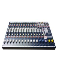 SOUNDCRAFT EFX12, 16-CHANNEL MIXING DESK WITH 32 FX SETTINGS