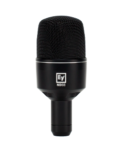 EV ND68 DYNAMIC SUPERCARDIOID BASS DRUM MICROPHONE