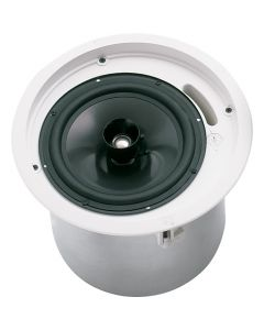 "EVID C8.2LP 8"" Two-Way Coaxial low profile Ceiling Loudspeaker EVID-C8.2LP - PAIR"