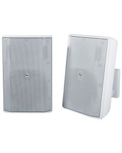 """Electro-Voice EVID-S8.2T (WHITE) 8"""" Cabinet 8O 70/100V- Pair"""