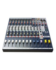 SOUNDCRAFT EFX8, 12-CHANNEL MIXING DESK WITH 32 FX SETTINGS