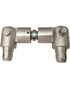 CAJ201MF angle adjustable coupler