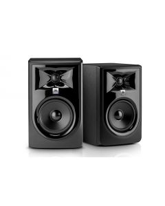 JBL LSR308P MKII studio monitors (Pair) - FREE MONITOR STANDS