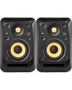 "KRK V4 S4 Powered 4"" Studio Monitors (pair)"