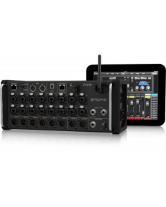 MIDAS MR18 18-INPUT DIGITAL MIXER FOR IPAD/ANDROID TABLETS