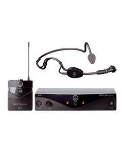 AKG PW45-Sport Perception Wireless Headset Microphone System