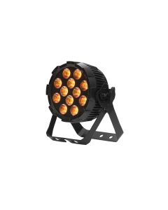EVENT LIGHTING PAR12X8A - 12 X 8W RGBA PRO PAR